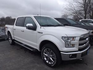 2017 Ford F-150 LARIAT SUPERCREW 5.5