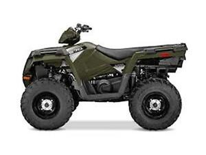 POLARIS ACE SAGE GREEN 2016