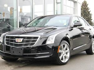 2016 Cadillac ATS Certified | Turbo Luxury | All-Wheel-Drive | R
