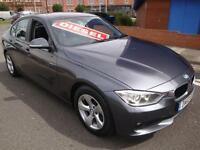 12 BMW 320D 163 BHP EFFICIENTDYNAMICS DIESEL £20 A YEAR ROAD TAX