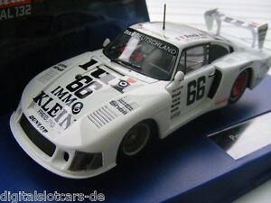 Carrera-Digital-132-30579-PORSCHE-935-78-Joest-Racing-Moby-Dick-luz-NUEVO