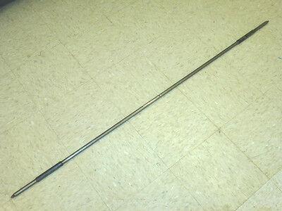 Starrett 63 Micrometer Standard End Measuring Rod