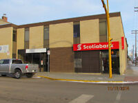 Downtown Office tower in North Battleford For Sale