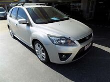 2010 Ford Focus LV MY11 Zetec Silver 5 SPEED MAUAL Hatchback Brendale Pine Rivers Area Preview