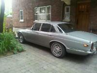 Classic 1973 Jaguar XJ6 for sale/ à vendre