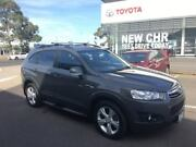 2011 Holden Captiva CG Series II 7 AWD CX Grey 6 Speed Sports Automatic Wagon Mornington Mornington Peninsula Preview