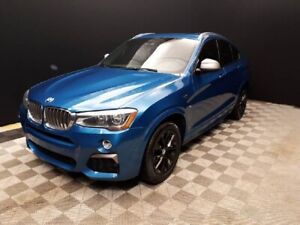2016 BMW X4 M40i | NAV | HUD | 2 Wheel Sets!