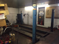 Garage Equipment From Ramps To Tools...
