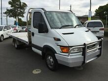 2004 Iveco Daily 40C13 LWB White Cab Chassis 2.8l RWD Southport Gold Coast City Preview