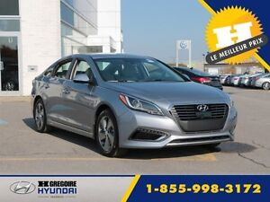 2017 Hyundai Sonata Plug-In Hybrid HYBRIDE RECHARGEABLE ULTIMATE West Island Greater Montréal image 1