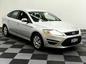 2013 Ford Mondeo MC LX PwrShift TDCi Silver 6 Speed Sports Automatic Dual Clutch Hatchback Edgewater Joondalup Area Preview