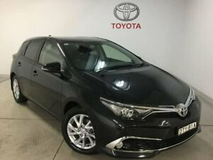 2017 Toyota Corolla ZRE182R Ascent Sport S-CVT Black 7 Speed Constant Variable Hatchback Chatswood Willoughby Area Preview