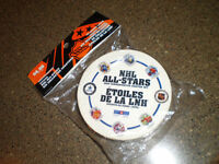 2003 Canada Post NHL All-Stars Collector Coasters Set 6/6 Limite