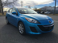 "2010 Mazda 3 GX Hatchback ""Automatic,106K , 30 days warranth"""