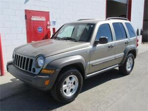 2007 Jeep Liberty Sport 4wd ~ Only 106,000kms! ~ $8999