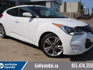 2015 Hyundai VELOSTER Tech Nav Sunroof Alloys