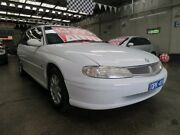 2001 Holden Berlina VX White 4 Speed Automatic Wagon Mordialloc Kingston Area Preview