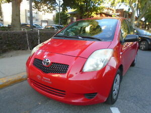 2007 Toyota Yaris Hatchback Outomatic