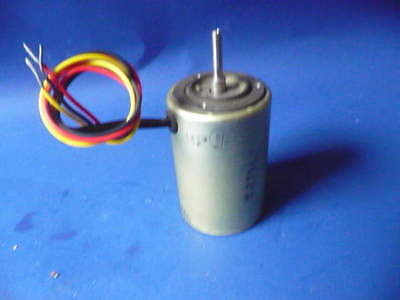 Electric motor 120v owner 39 s guide to business and for Eastern air devices stepper motor