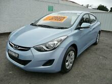 2011 Hyundai Elantra MD Active Light Blue 6 Speed Manual Sedan Nowra Nowra-Bomaderry Preview