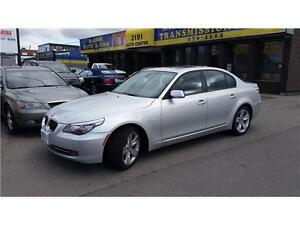 2008 BMW 528XI PREMIUM PACKAGE