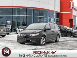 2015 Honda Odyssey EX w/RES - ONE OWNER clean carproof