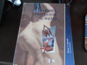 MANUEL DE BIOLOGIE : ANATOMIE ET PHYSIOLOGIE HUMAINES (ERPI).