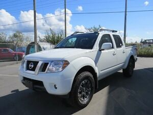 2015 Nissan Frontier PRO-4X 4x4 Crew Cab 126 in. WB