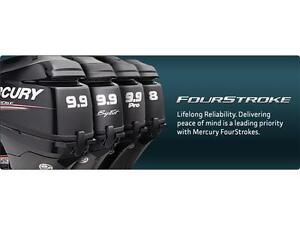 Alberta Marine  will not be undersold on Mercury Outboards !