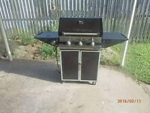 3 burner gasmate hooded bbq with wok burner in cabernet Inala Brisbane South West Preview