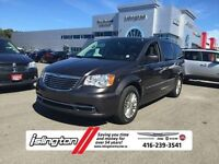 2015 Chrysler Town & Country Touring-L Front-wheel Drive Pas
