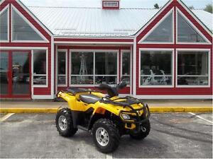 2014 CAN AM OUTLANDER 400