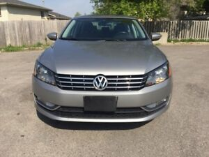 2012 Volkswagen Passat 2.0 TDI Highline  / Safety and E-tested 2