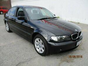 2003 BMW 318i Black Sports Automatic Sedan West Perth Perth City Area Preview