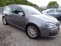 VW Golf GT Sport TSI 140, 5 Door Edition, Full Leather, Wide Touch Display Sat Nav, Super Driver
