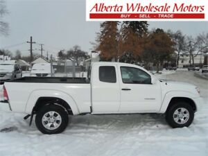 2011 TOYOTA TACOMA 4X4 SR5 ACCESS CAB WE FINANCE ALL