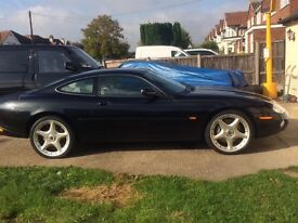 INCLUDING PLATE ,very good condition looked after Jaguar