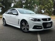 2014 Holden Commodore VF MY15 SV6 White 6 Speed Sports Automatic Sedan Elizabeth Playford Area Preview