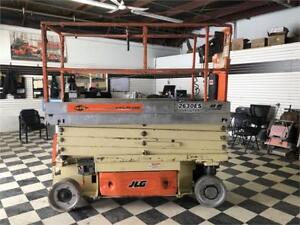 2007 JLG 2630ES Electric Scissor Lift #2282