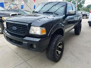2008 Ford Ranger 4x4! LIFTED !