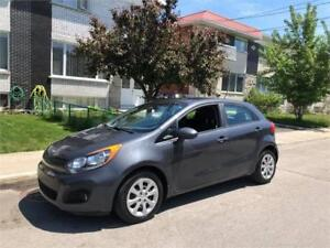 2013 kia rio HB- AUTOMATIC- FULL- 82 000km- BLUETOOTH-   6800$