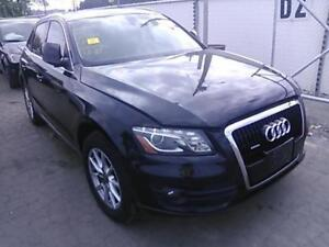 PARTING OUT AUDI Q5 2010 , 3.2 120K SUV