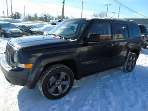 2015 Jeep Patriot High Altitude /4x4/Sunroof/Heated Seats