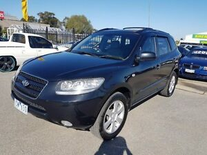2006 Hyundai Santa Fe CM MY07 Elite (4x4) Black 4 Speed Automatic Wagon Officer Cardinia Area Preview
