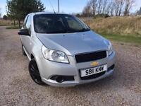 Chevrolet Aveo 1.2 S 2011 ONLY 40K MILES *GREAT VALUE FOR MONEY, NEW MOT*