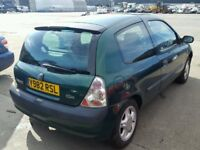 BREAKING RENAULT CLIO ALL PARTS ARE IN STOCK GIVE US A CALL ON 0121 684 4705