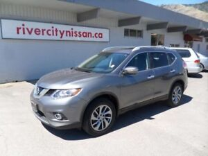 2015 Nissan Rogue SL 4dr All-wheel Drive