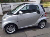 Smart fortwo 0.8cdi (54bhp) Passion Coupe 2d 799cc Softouch / Auto