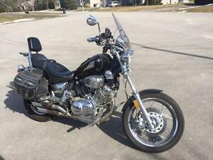 Yamaha 1100s Virago for sale by original owner