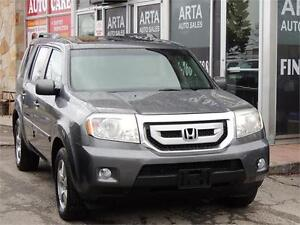 2011 Honda Pilot EX-L /\ 7PASS/\BACK UP CAMERA/\LEATHER/\SUNROOF